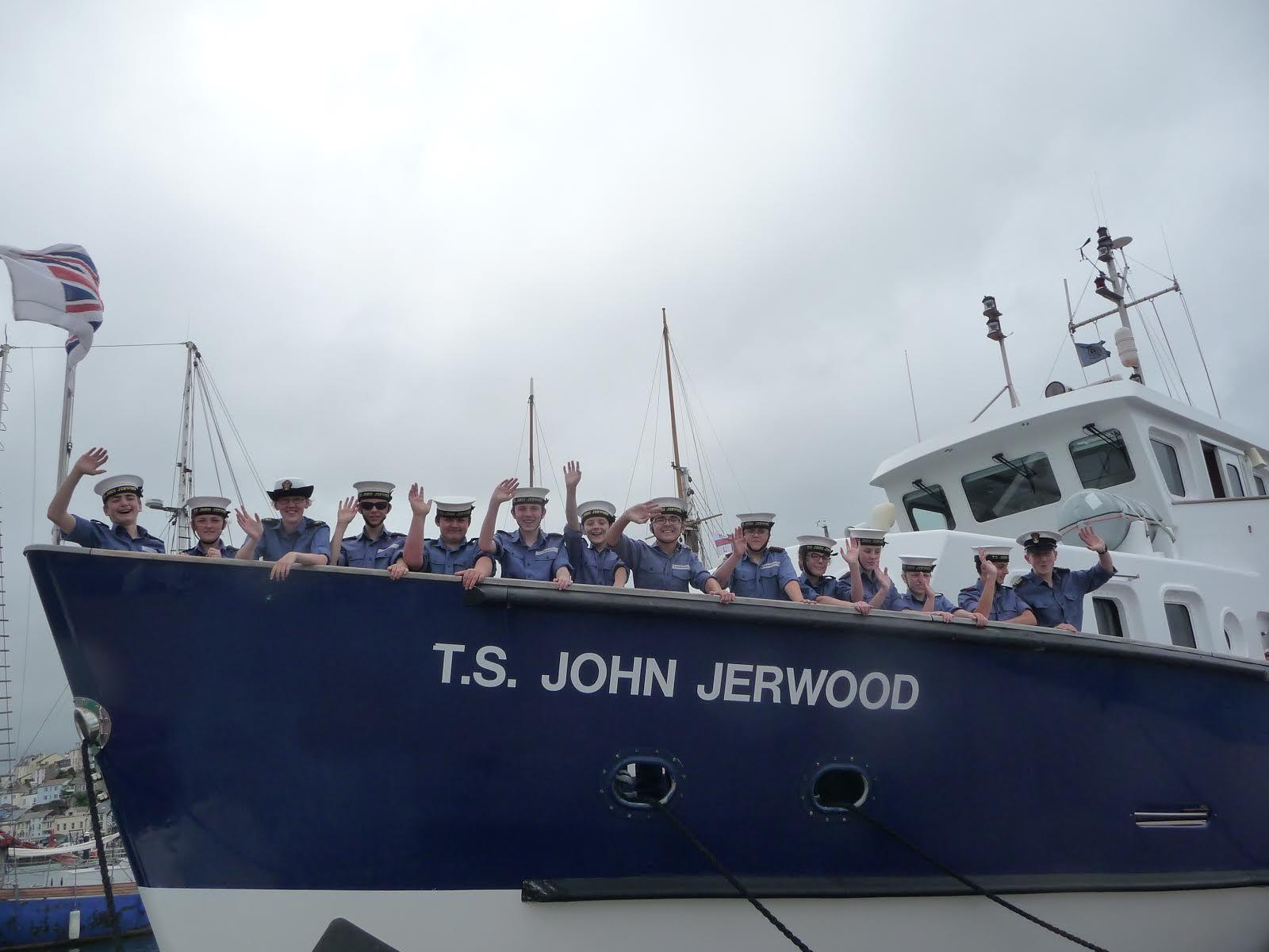TS John Jerwood